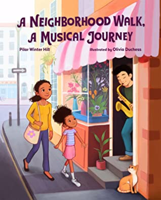 A Neighborhood Walk, a Musical Journey