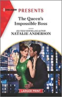 The Queen's Impossible Boss (The Christmas Princess Swap, #2)