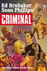 Criminal: The Deluxe Edition, Vol. 3