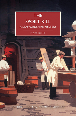The Spoilt Kill (Hedley Nicholson #1) by Mary Kelly
