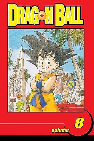 Dragon Ball Full series: Manga volume 8