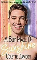 A Boy Made of Sunshine: A Gay Romance
