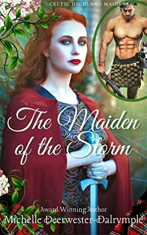 The Maiden of the Storm by Michelle Deerwester-Dalrymple