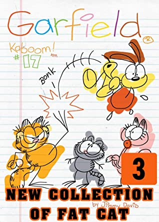 New Collection Fat Cat: Collection Book 3 Adventure Of Fat Cat - Garfield Cartoon Funny Comic Graphic Novel Strips
