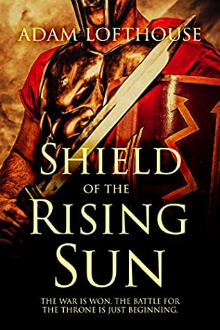 Shield of the Rising Sun (Path of Nemesis #3)