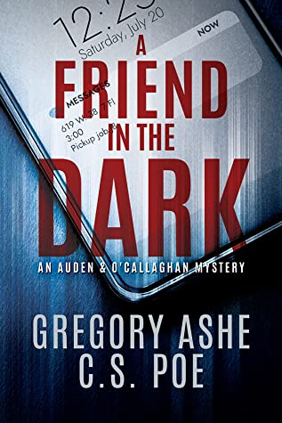 A Friend in the Dark (An Auden & O'Callaghan Mystery, #1)