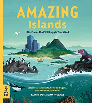 Amazing Islands by Sabrina Weiss