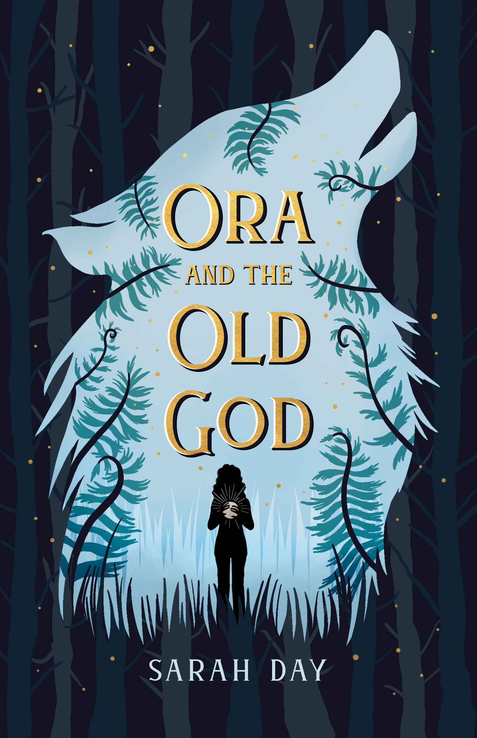 ora and the old god cover