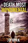 A Death Most Monumental (DCI Logan Crime Thrillers, #8)