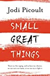 Book cover for Small Great Things