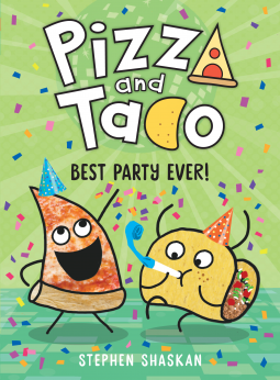 Pizza and Taco by Stephen Shaskan