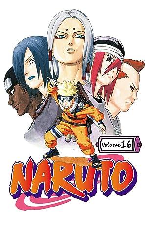 Naruto Uzumaki: Volume 16