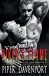 Fanning the Biker's Flame (Dogs of Fire: Savannah Chapter Book 8)