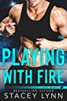 Book cover for Playing With Fire (Ice Kings, #0.5)