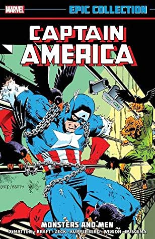 Captain America Epic Collection Vol. 10: Monsters and Men