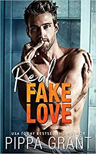 Real Fake Love (Copper Valley Fireballs #2)