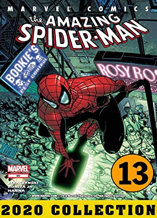 The Amazing Collection: Collection Book 13 Superheroes Team Spider-Man Comics Avenger Books For Kids, Girls , Boys