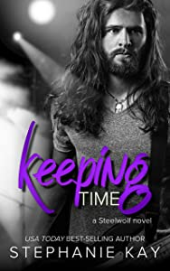 Keeping Time (Steelwolf #2)