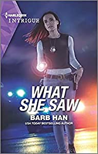 What She Saw (Rushing Creek Crime Spree #6)