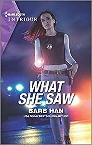 What She Saw (Rushing Creek Crime Spree #6)