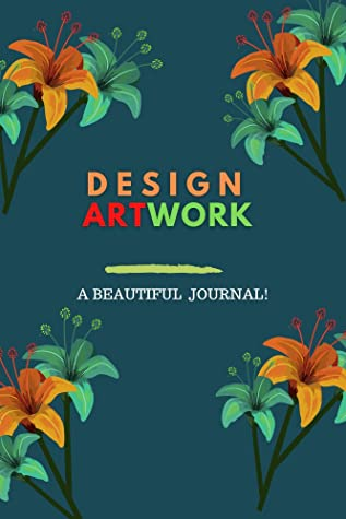Design Artwork | A Journal of Daily Planner: Activities Journal for today (Cute Book for Kids, Girls, Boys, School and Students)