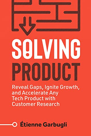 Solving Product by Étienne Garbugli