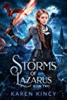 Storms of Lazarus (Shadows of Asphodel #2)