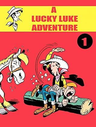 Best comic: A Lucky Luke Adventure Volume 1-10