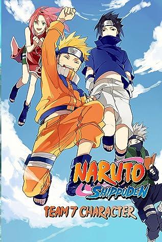 Team 7 Character - Naruto Shippuden