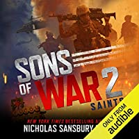 Saints (The Sons of War, #2)