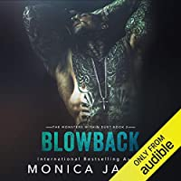 Blowback (The Monsters Within Duet, #2)
