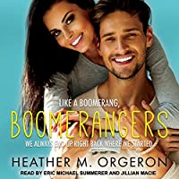 Boomerangers (Cajun Girls, #1)