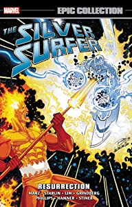 Silver Surfer Epic Collection Vol. 9: Resurrection
