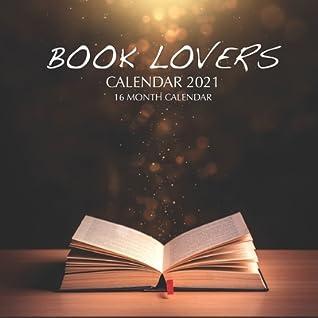 Book Lovers Calendar 2021 Photos
