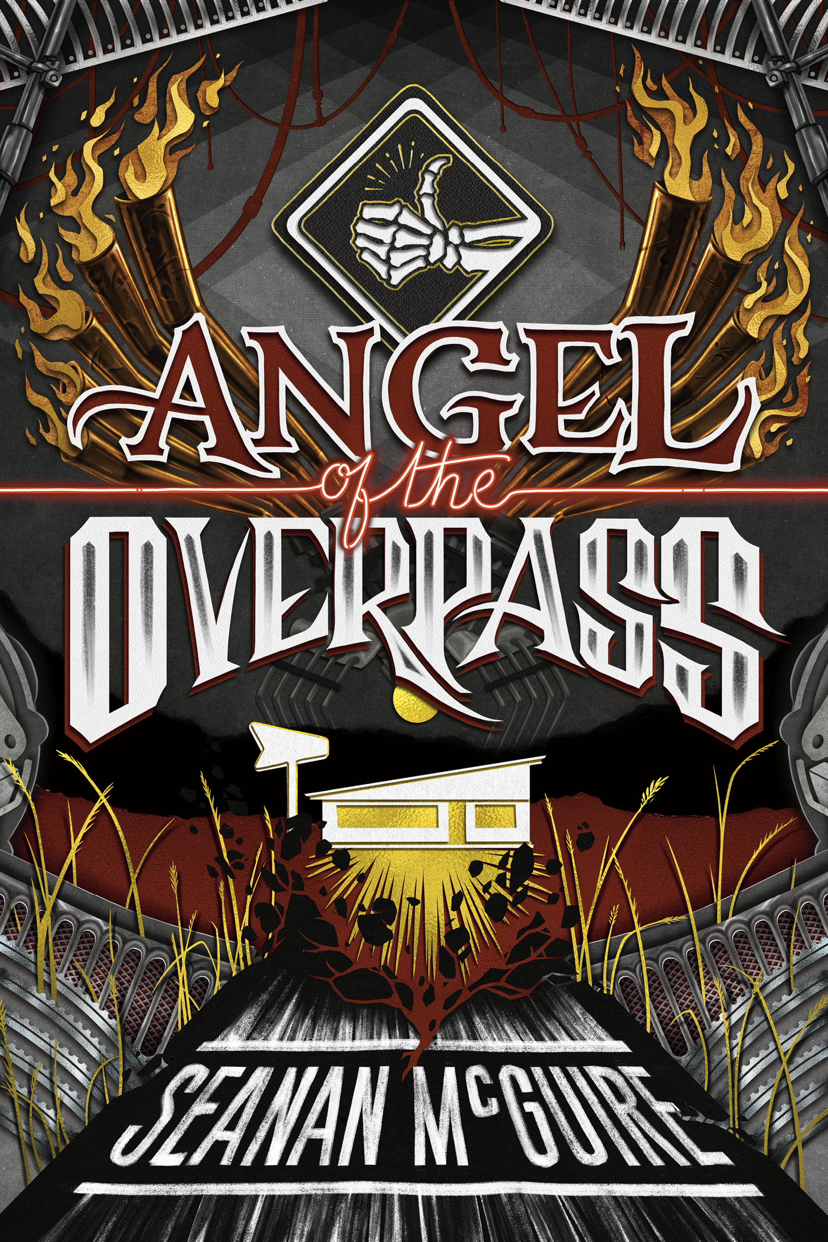 Angel of the Overpass (Ghost Roads, #3)
