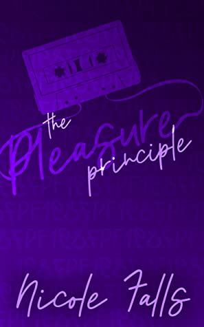 Image: Purple Book Cover with cassette tape