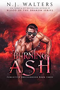 Burning Ash (Forgotten Brotherhood #3)