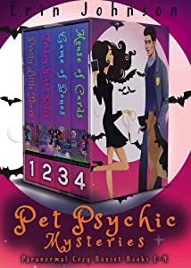 Pet Psychic Mysteries: Paranormal Cozy Boxset Books 1-4