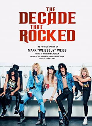 The Decade That Rocked: The Music and Mayhem of '80s Rock and Metal