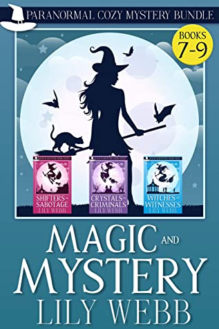 Magic and Mystery: Paranormal Cozy Mystery Bundle Books 7-9