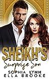 Sheikh's Surprise Love Child: A Sheikh's Baby Romance (Alpha Sheikhs Series)