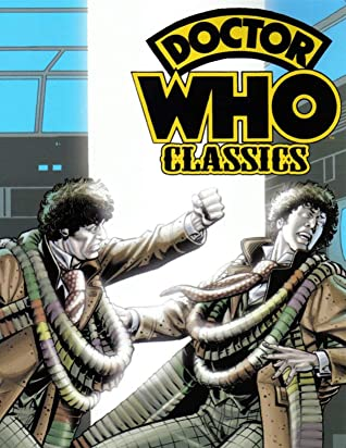 Doctor: Who Doctor Who Classics dr who comics books collection