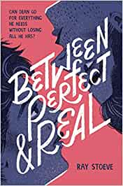 Book cover for Between Perfect and Real