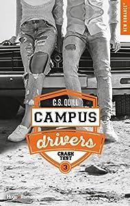 Crash test (Campus Drivers, #3)