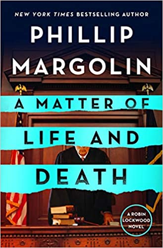 A Matter of Life and Death (Robin Lockwood #4)