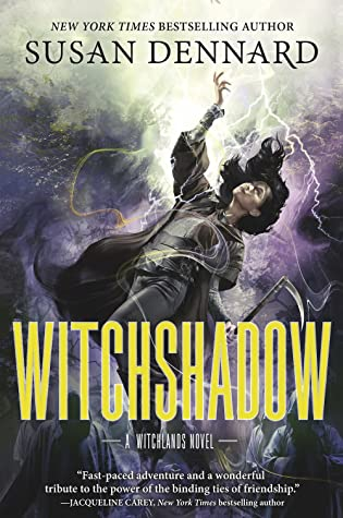 Witchshadow (The Witchlands, #4) by Susan Dennard