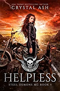 Helpless (Steel Demons MC #5)