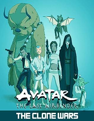 Avatar: The Last Airbender The Clone Wars Avatar Comics Books Full Set