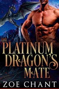The Platinum Dragon's Mate (Shifter Dads, #6)