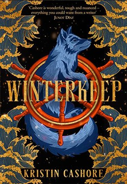 Winterkeep (Graceling Realm, #4) by Kristin Cashore